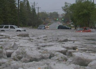 hailstorm calgary, hailstorm calgary photo, hailstorm calgary video, hailstorm calgary august 2015, hailstorm calgary august 4 2015 picture, freak hailstorm august 2015 calgary