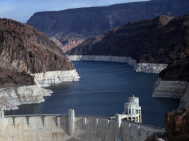 lake mead drought, lake mead drought uncovers ghost town, ghost town revealed by lake mead drought, video ghost town st thomas lake mead, lake mead ghost town st thomas, st thomas ghost town lake mead video, lake mead drought video,