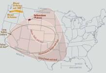 supervolcano, supervolcano long valley, supervolcano long valley caldera california, long valley caldera,
