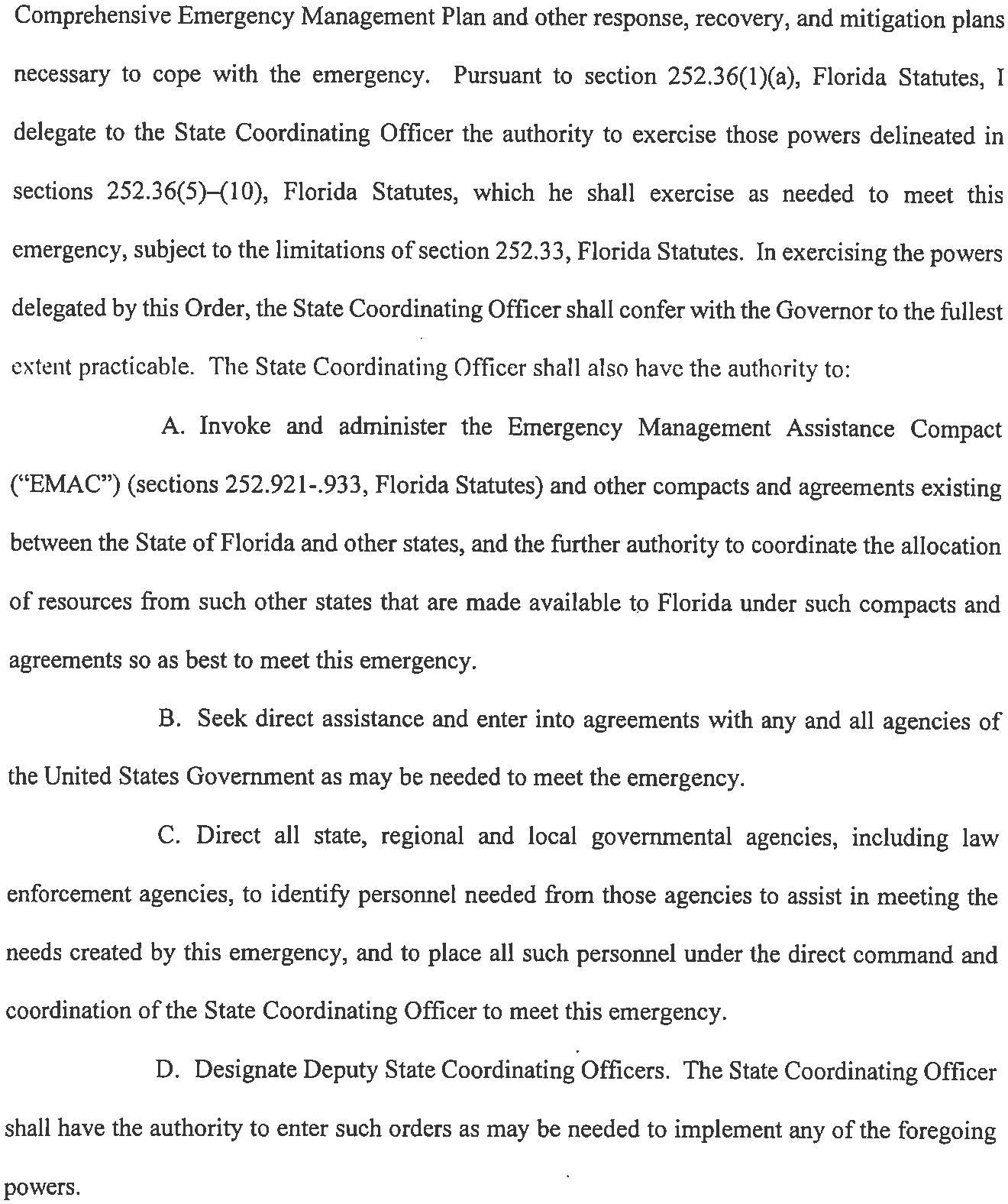 state emergency florida erika, state of emergency declared in florida, state of emergency florida due to erika, state of emergency florida torpical storm erika