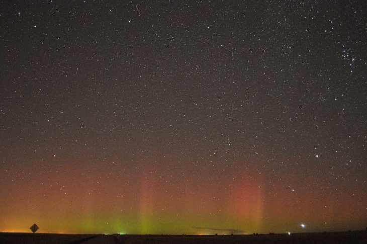 red aurora virginia, blood red aurora virginia, geomagnetic storm september 9 2015, red aurora virginias, red aurora, red aurora WV, red aurora West Virginia, red aurora virginia, red aurora WV september 9 2015, solar storm september 9 2015, red aurora photo, Blood red auroras in the sky of Spruce Knob, West Virginia. Photo by Darren Shank, This cherry red aurora was photographed by Terry Aldhizer over Botetourt County Virginia
