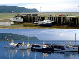 bay fundy tides, extreme tides canada september 29 2015, giant tides bay of fundy canada september 29 2015, convergence of 3 cosmic events create giant tides in canada, giant tides canada september 29 2015, highest tides in the world to hit canada on September 29 2015