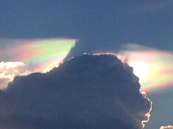 fire rainbow mexico, iridescent cloud mexico, fire rainbow Leon mexico, fire rainbow leon guanajuato mexico, fire rainbow mexico september 8 2015, fire rainbow photo mexico