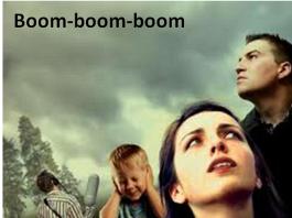 loud boom, loud boom virginia and maryland septemebr 22 2015