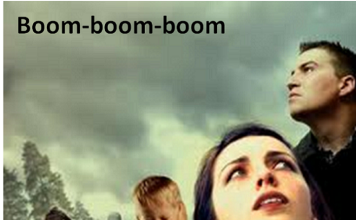 loud boom, loud boom virginia and maryland septemebr 22 2015