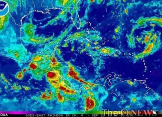 no hurricane western atlantic sept 2015, no hurricane in western pacific, first time there is no hurricanes in western atlantic since 1914, no hurricanes in western atlantic 2015, Hurricane drought in the western Atlantic. First time since 1914. What is going on?