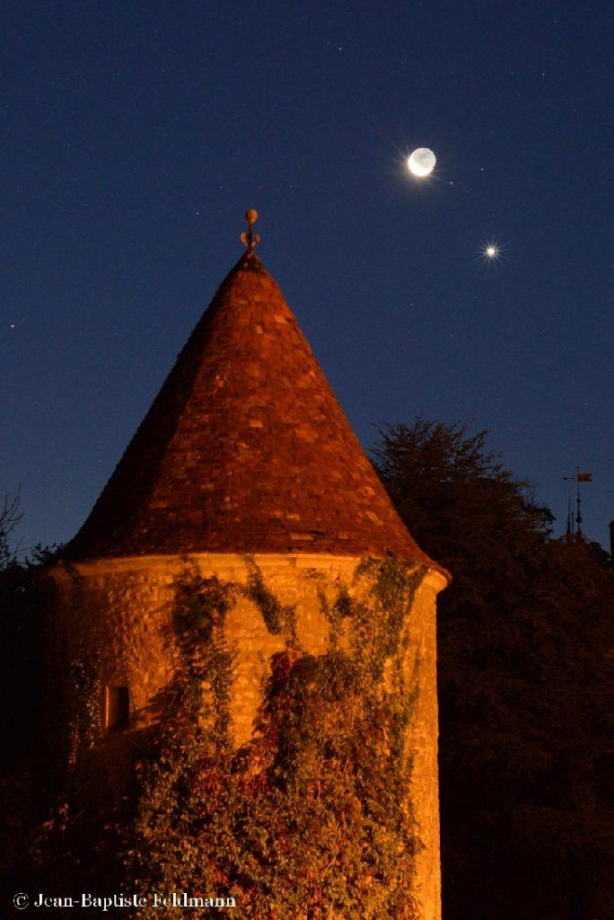 planet conjunction october november, Mars, Venus and Jupiter conjunction