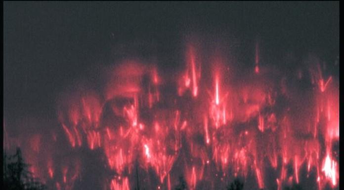 red sprites, red sprites picture, best red sprite red sprites, red sprites phenomenon, red sprites sky phenomenon, strange sky phenomenon, red sprites storm, red sprites thunderstorms, red sprites anomaly, red sprites poland, red sprites photo, red sprites Martin Popek