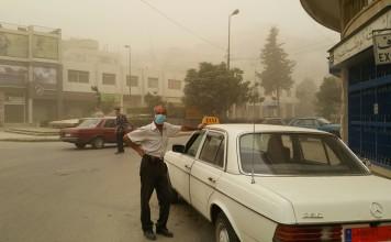 sandstorm lebanon, apocalyptical sandstorm lebanon, sandstorm lebanon kills 2 and hospitalize 170, 2 killed and 170 hospitalized after sandstorm in lebanon, unprecedent sandstorm lebanon, apocalyptic sandstorm lebanon