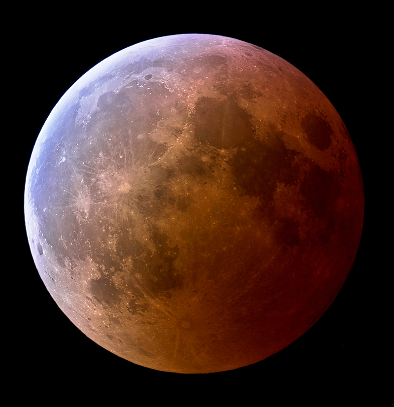 total lunar eclipse sept 2015, pictures of blood moon sept 2015, supermoon eclipse, supermoon blood moon, supermoon harvest moon, supermoon eclipse september 27-28 2015, turquoise red moon eclipse, turquoise moon, Total lunar eclipse. A blood moon also appeared in the sky of Weikersheim, southern Germany on March 3 2007. Photo: Jens Hackmann