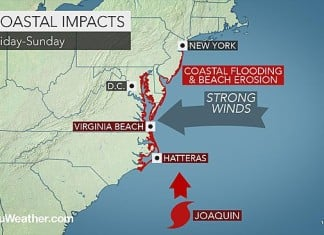 Joaquin Track, Major Hurricane Joaquin to Impact Over 65 Million From South Carolina to Massachusetts, joaquin in us east coast, Joaquin Track scenarios, Joaquin landfall usa, Joaquin will go through the us, Hurricane Joaquin to hammer U.S east coast with serious flooding, strong winds