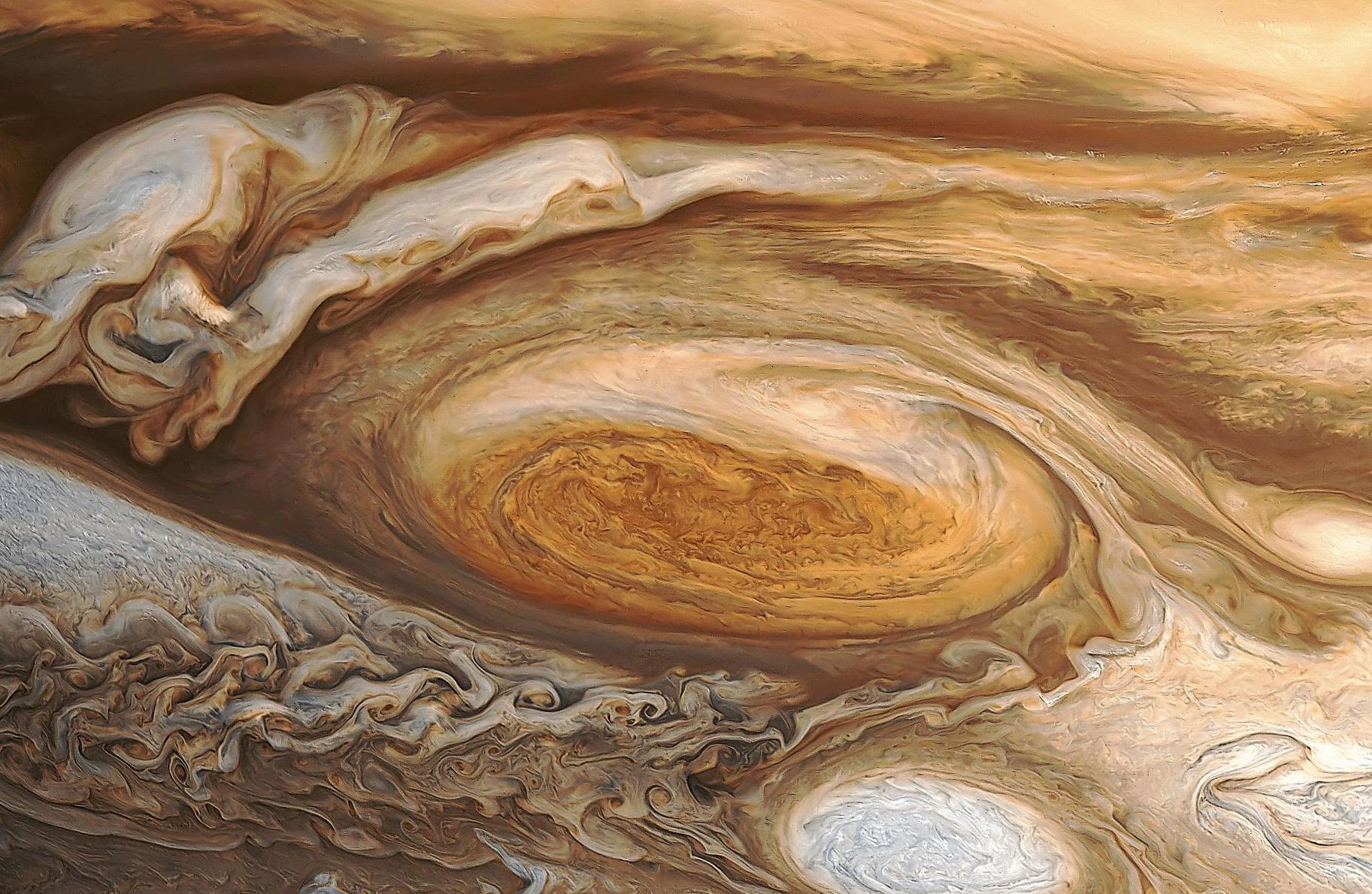 Jupiter Great Red Spot, Great Red Spot, biggest storm in the solar system jupiter, jupiter great red spot is shrinking, great red spot shrinks jupiter, jupiter great red spot shrinks