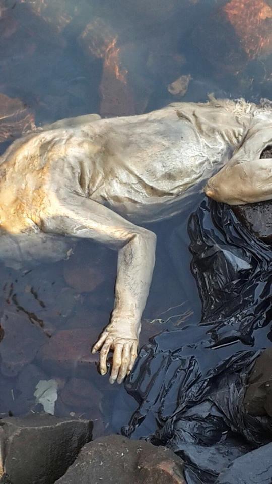 похорон российского неизвестные нам существа картинки луковом озере