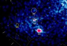 daytime meteor shower, daytime sextantid meteor shower, daytime sextantids shower october 2015, high meteor activity october 2 2015, daytime meteor Sextantid shower, Canadian Meteor Orbit Radar image from the Daytime Sextantid meteor shower on October 2 2015.