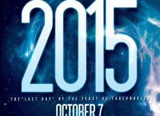 end of the world october 7 2015, end times october 7 2015, end of times october 7 2015, end of the world october 7 2015, world apocalypse october 7 2015, The church is so sure that they even made a poster on which the end of the world is predicted for October 7 2015
