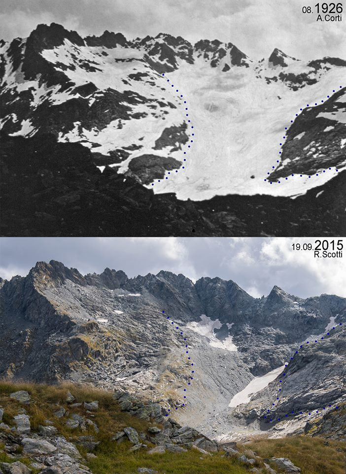 glacier melting, glacier melting photo, global warming, Climate Change, greenhouse gases, glaciers melting, glacier melting alps, glacier melting before after picture