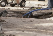 sinkhole swallows teen orange county, sinkhole swallows teen orange county florida, disabled teen swallowed by sinkhole orange county florida, florida sinkhole swallows teen, florida sinkhole special need teeen, special need teen sawllowed by sinkhole in Orange county florida october 2015, The special need teen was swallowed and almost drowned in this sinkhole in an apartment complex at Orange County, Florida.