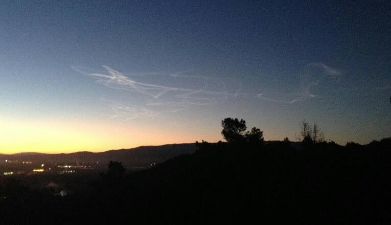 strange clouds, strange clouds ca, strange clouds california, weird sky phenomena, geoengineering