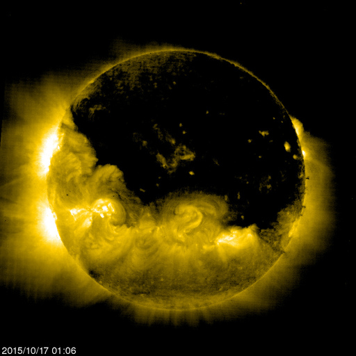sun shutting down, sun shuts down, soho image shows sun shutting down, sun shutting down nasa photo, this picture by nasa shows sun shutting down, sun shuts down in new picture by nasa soho, Is the sun shutting down? Shocking picture by Soho, NASA shows an almost extinct sun.