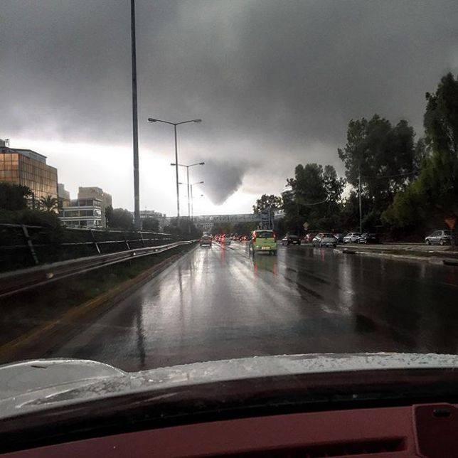 tornado athen, tornado athen video, tornado athen picture, tornado athen video october 2015, tornado athen october 2015 photo, tornado athen 2015 picture