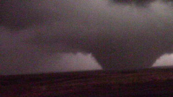 tornado pampa texas, tornado pampa texas pictures, tornado pampa texas halliburton plant, tornado pampa texas halliburton factory, This terrifying tornado swept through Pampa, Texas and completely leveled a Halliburton plant triggering chemical spill and gas leak, tornado pampa halliburton plant leveled, Chemical spill and gas leaks reported after massive tornado levels Texas Halliburton plant
