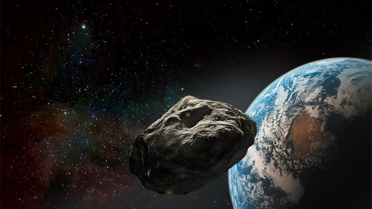 earth asteroid on depression - photo #12