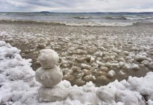 ice balls lake michigan, ice balls lake michigan december 29 2015, ice balls lake michigan december 2015, ice balls lake michigan video, ice balls lake michigan december 2015 video, ice balls lake michigan december 29 2015 video and pictures