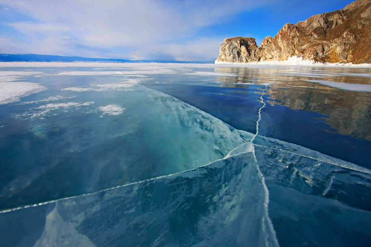 Lake Baikal water level under critical - 113.7KB
