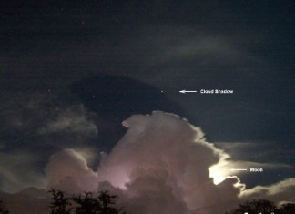 lunar cloud shadow, moon cloud shadow, cloud shadow moon, cloud shadow, atmospheric phenomenon lunar cloud shadow, moon cloud shadow picture, lunar cloud shadow picture, A moon cloud shadow is an extremely rare atmospheric phenomenon