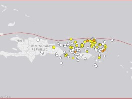 puerto rico earthquake swarm, puerto rico earthquake swarm december 2015, dangerous earthquake swarm puerto rico, tsunami earthquake swarm puerto rico, Earthquake Swarm Continues Near Puerto Rico december 2015, Puerto Rico Trench subduction zone earthquake swarm december 2015
