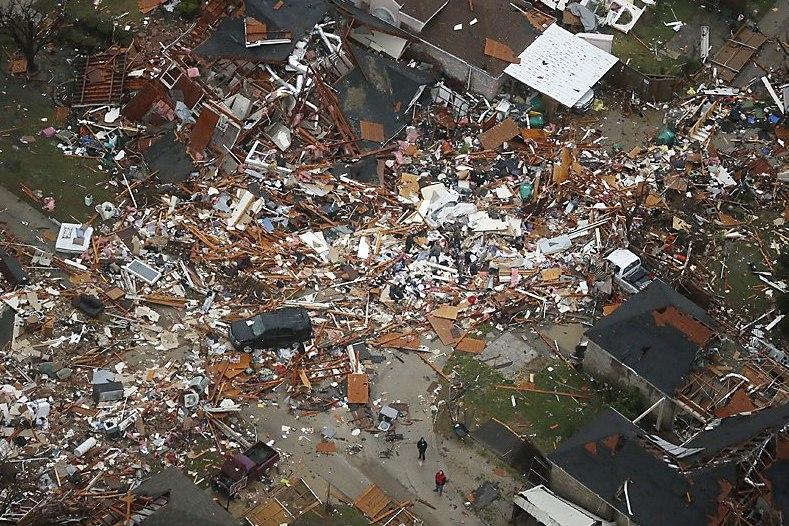 dallas tornade, une tornade guirlande, Rowlett tornade, tornades Dallas, Dallas photo de tornade, une tornade au Texas, Dallas au Texas tornade, guirlande photo de tornade, Rowlett photo de tornade