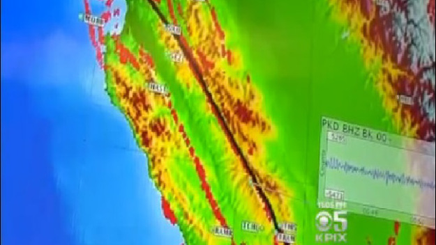 Two dangerous earthquake faults Bay Area connected, Two of the most dangerous earthquake fault lines - the Hayward Fault and the Rodgers Creek Fault -are connected, Alarming Discovery Shows Bay Area's 2 Most Dangerous Earthquake Faults May Be Connected big one san francisco, two dangerous faults connected in the Bay of SF, SF big quake news