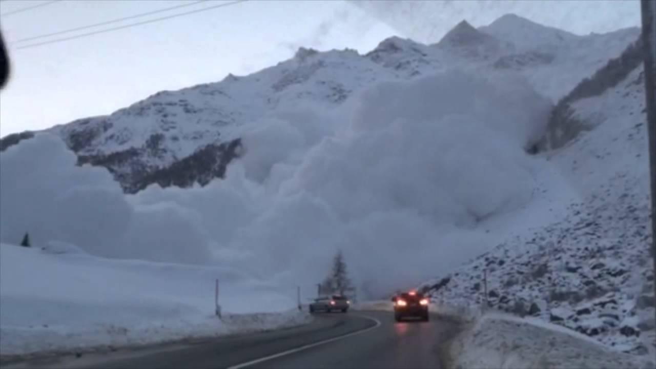 ... avalanche, avalanc...