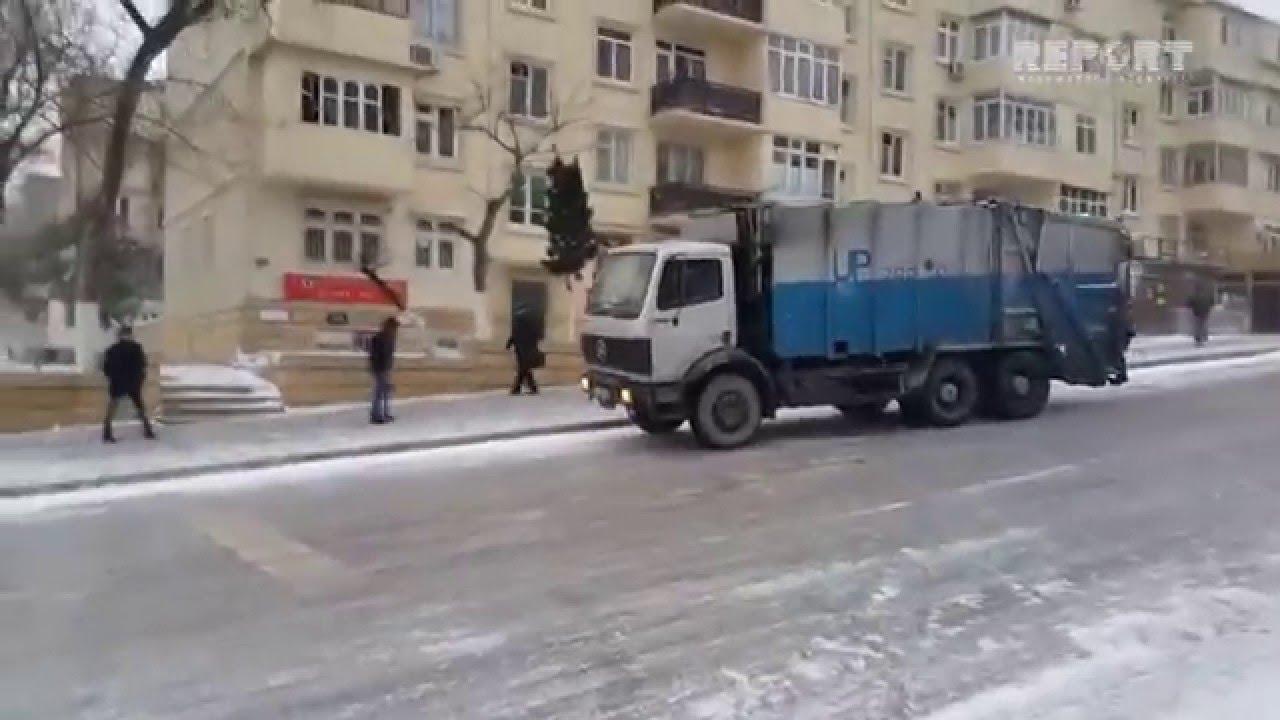 black ice, Гололедица на дорогах в Баку, black ice video, black ice baku, black ice baku video, black ice baku pictures,