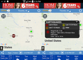 nebraska earthquake, earthquake in nebraska, M3.5 earthquake nebraska, central nebraska hit by earthquake, nebraska earthquake january 4 2016,