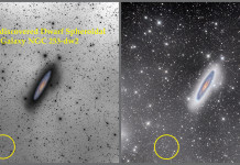 new galaxy amateur astronomer, Amateur astronomer Michael Sidonio discovers new dwarf galaxy, new galaxy discovered by amateur astronomer, New Galaxy Discovered With Backyard Telescope, Amateur astronomer discovers dwarf galaxy, Backyard astronomer makes big discovery