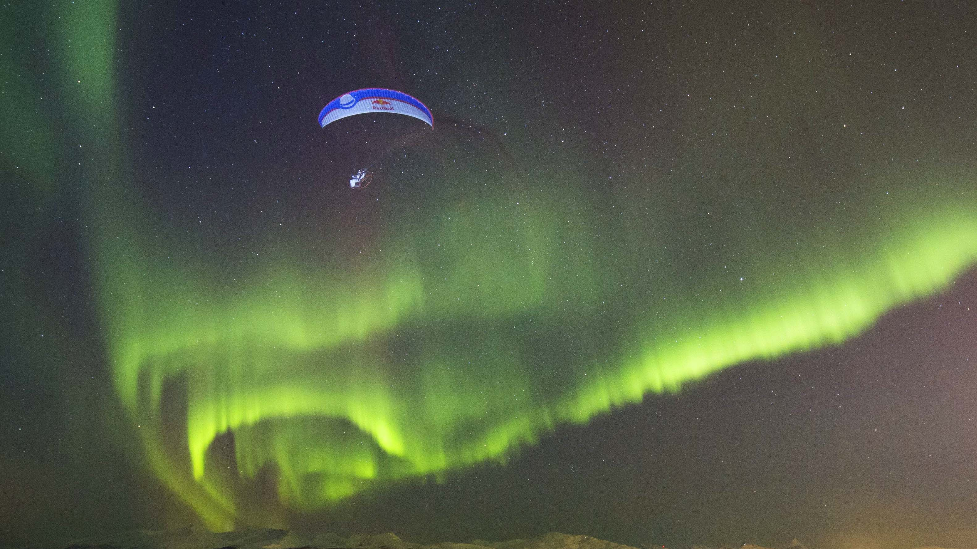 paragliding northern lights, paragliding northern lights video, paragliding northern lights tromso, paragliding northern lights january 2016, paragliding aurora video, Breathtaking Paraglide Flight Through Aurora Borealis | Horacio Llorens, Video caption of video bey Red Bull entitled: paragliding northern lights, paragliding northern lights video, paragliding northern lights tromso, paragliding northern lights january 2016, paragliding aurora video, Breathtaking Paraglide Flight Through Aurora Borealis | Horacio Llorens