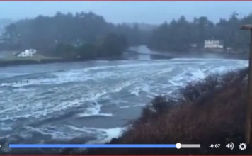 rogue wave mini tsunami washington state, rogue wave mini tsunami washington state january 2016, rogue wave mini tsunami washington state video, rogue wave mini tsunami washington state joe creek video, rogue wave mini tsunami washington state video january 2016, Irene Bergsagel Sumi video