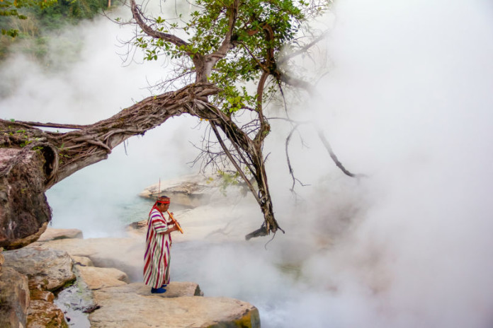 boiling river amazon,legendary boiling river amazon, river boiling in amazon, amazon boiling river