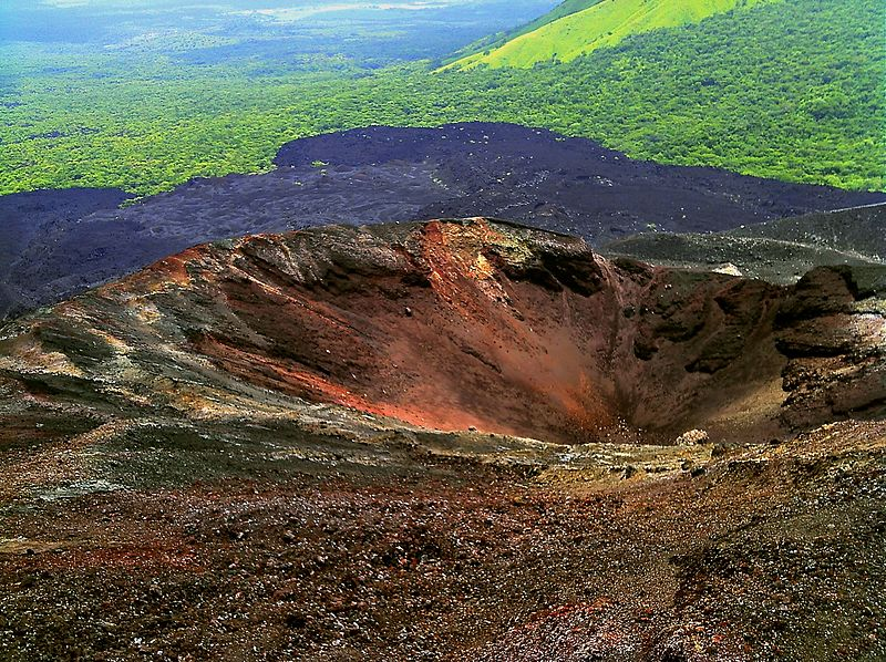 Cerro Negro volcano, Cerro Negro volcano activity, enhanced volcanic activity nicaragua, volcano activity nicaragua, 4 volcanoes erupt in nicaragua, nicaragua 4 active volcanoes, experts concerned by high level of volcanic activity in Nicaragua