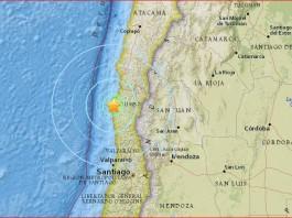 chile earthquake M6.3 february 10 2016, chile earthquake M6.3 february 9 2016, Ovalle chile earthquake, latest earthquake chile, latest strong earthquake february 2016