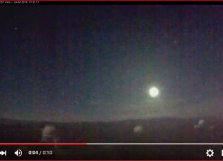 fireball spain explosion, fireball spain explosion video, fireball spain explosion february 2016, fireball spain explosion february 2016 video, giant fireball spain explosion february 24 2016 video
