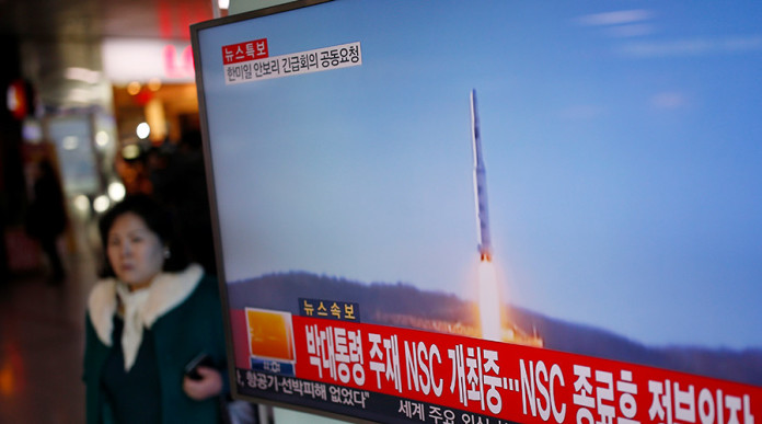 north korea rocket launch february 6 2016