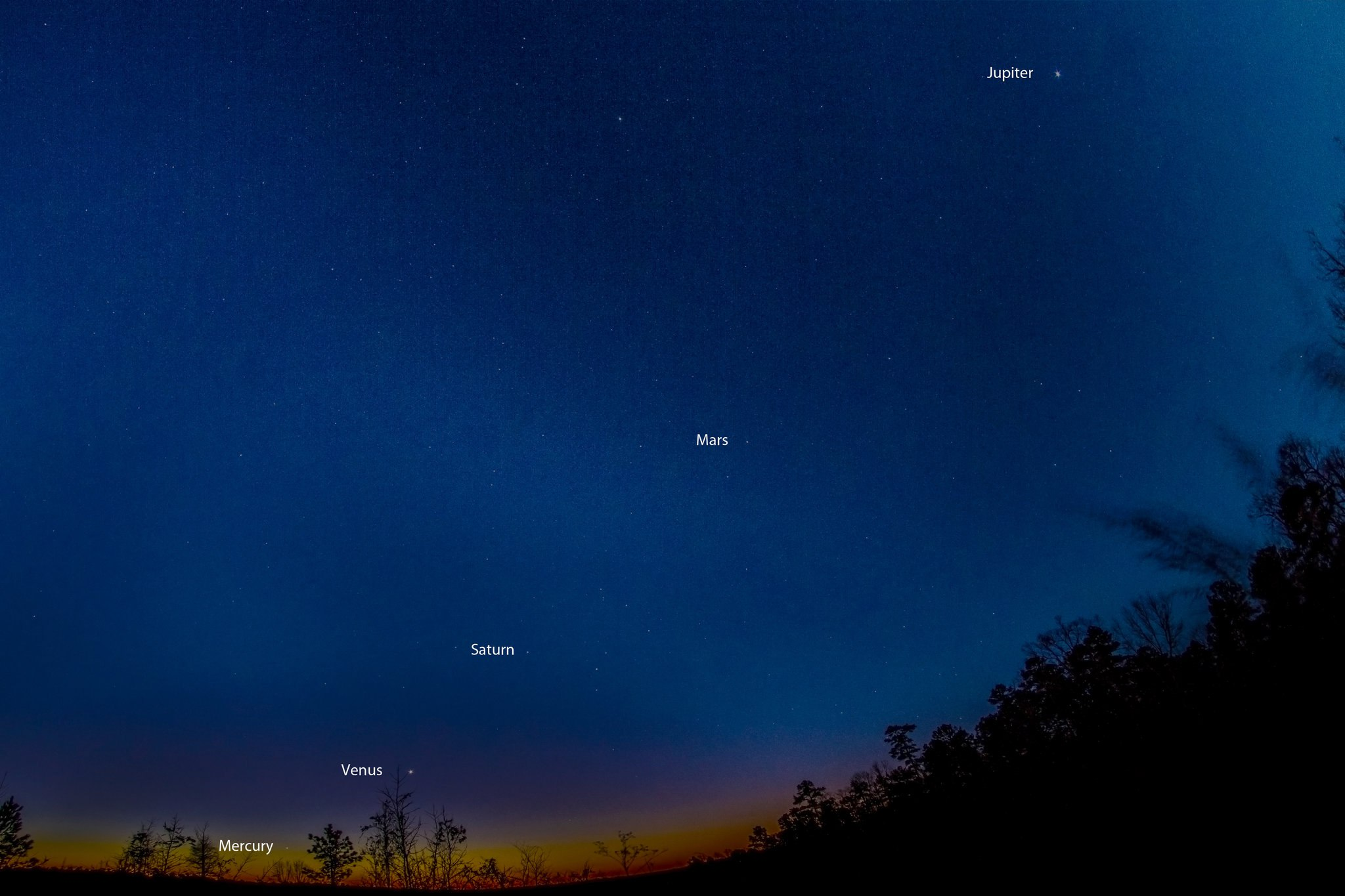 parade of the five planets, grand parade of five planets, five planets align in morning sky, parade of planets in morning sky, parade of five planets sky, parade five planets february 2016, parade of five planets pictures, grand parade of five planets february 2016