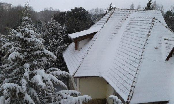 Heavy snowfall ifrane morocco, morocco snow fall, Maroc Ifrane neige, neige ifrane maroc