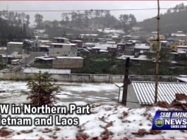 snow vietnam, First ever snow in central Vietnam, snow vietnam 2016, first ever snow vietnam february 2016, vietnam snow climate anomaly, video, vietnam snow video, video snow vietnam 2016, cooling earth, extreme cold vietnam 2016