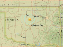 M4.2 earthquake crescent oklahoma march 29 2016, loud booms Oklahoma, fracking earthquake oklahoma march 29 2016