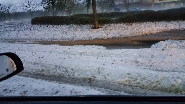 florida hailstorm march 26 2016, florida hailstorm march 2016, florida hailstorm march 26 2016 pictures, florida hailstorm march 2016 video