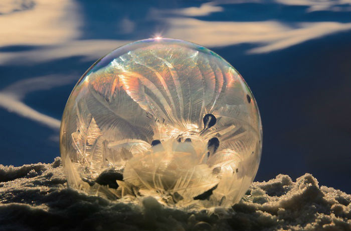 frozen soap bubbles, frozen soap bubbles pictures, frozen soap bubbles photo, How To Make Frozen Soap Bubbles, Freezing Soap Bubbles