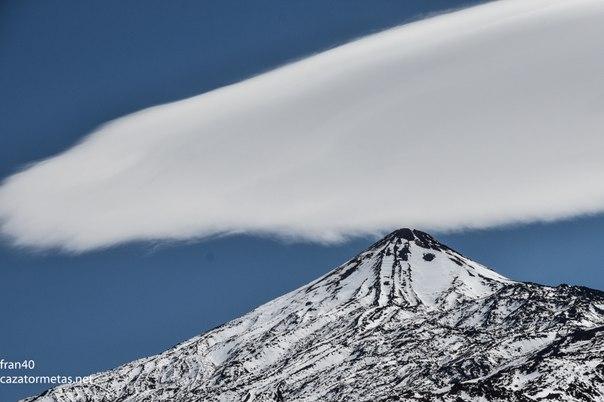 lenticular clouds tenerife, lenticular clouds march 2016, lenticular spain march 2016, lenticular clouds 2016, lenticular clouds march 2016